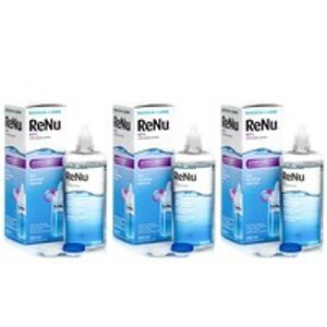 ReNu MPS Sensitive Eyes 3 x 360 ml s pouzdry