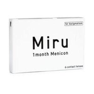 Menicon Miru 1 month for Astigmatism (6 čoček)